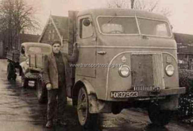 1950 Bedford Dirk Verheul