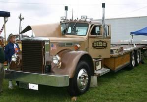 1950 Diamond-T Truck Model 910-R