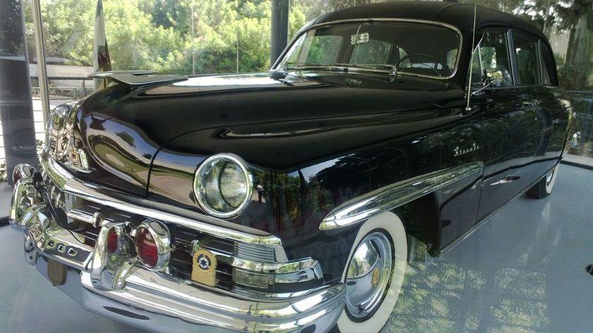 1950 Lincoln Weizmann WLM