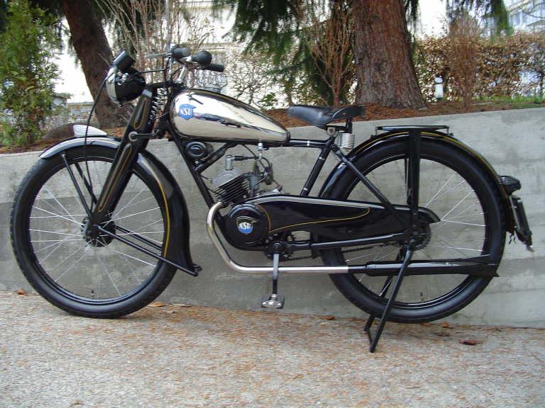1950 NSU Quick  98cc