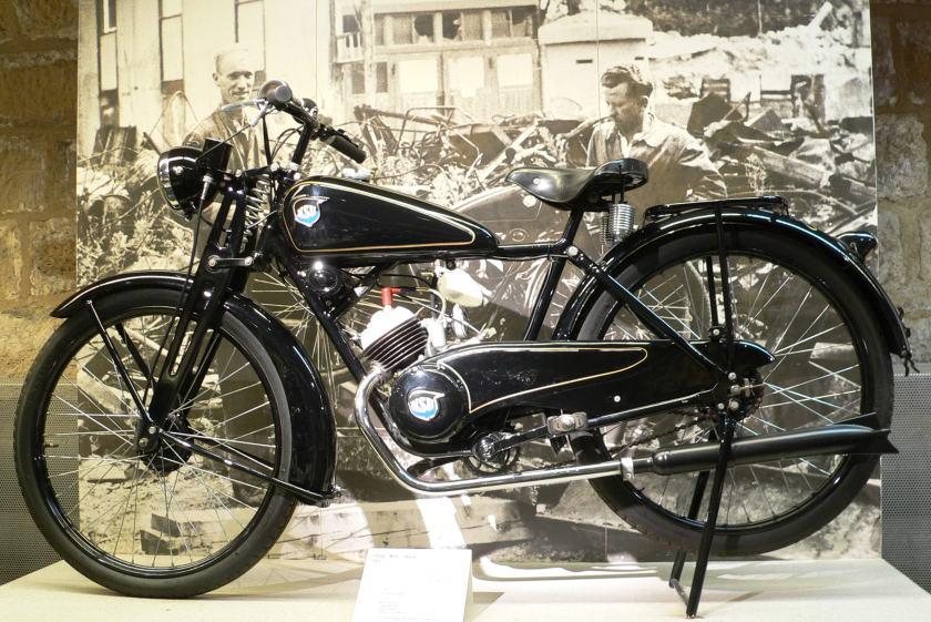 1950 NSU-Quick