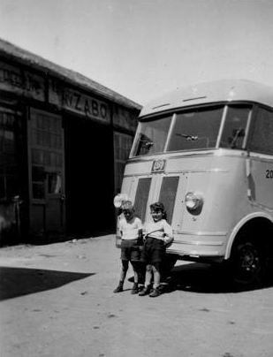 1950 ZABO Bedford