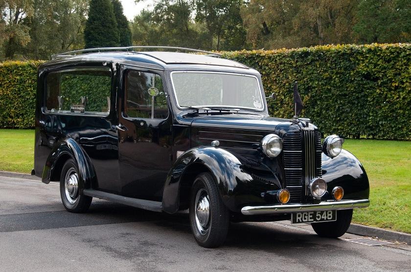 1950's Austin FX3