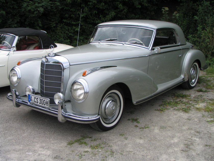 1951-58 Mercedes-Benz 300 S Coupé