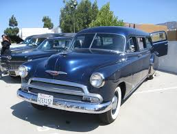 1951 Chevrolet Hearse & Ambulance Combination