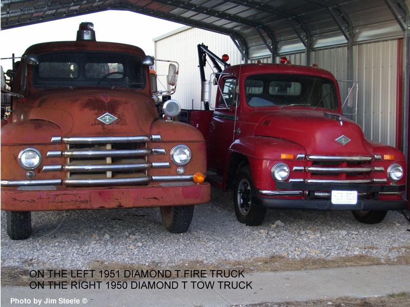 1951 Diamond T 620