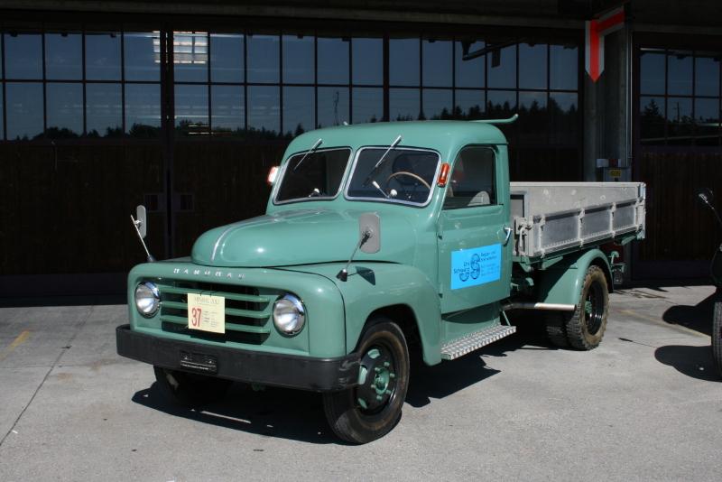 1951 Hanomag L28