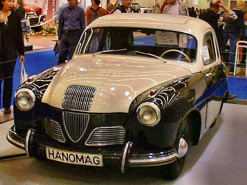 1951 Hanomag Partner (2)