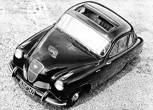 1951 Hanomag Partner