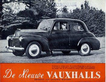 1951 Vauxhall Velox
