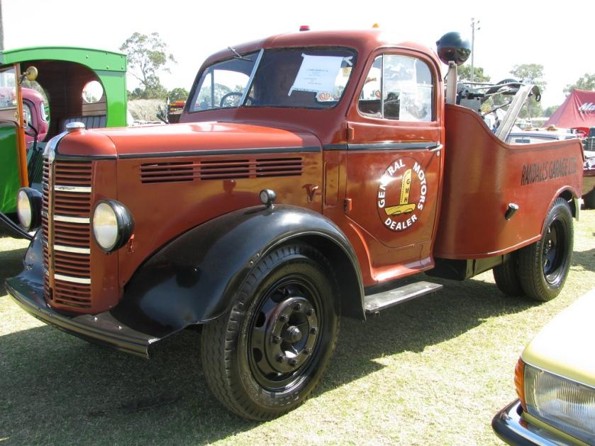 1952 Bedford General D