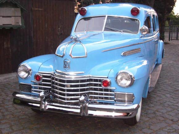 1952 cadillac 4