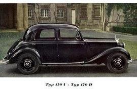 1952 Mercedes-Benz 170 V