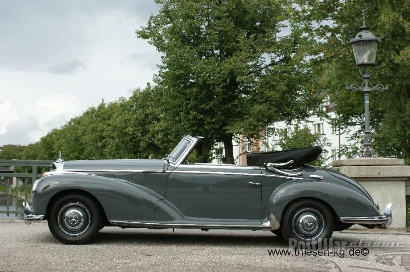 1952 Mercedes-Benz 300 S Cabriolet (2)