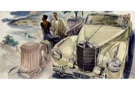 1952 Mercedes-Benz 300 S Cabriolet