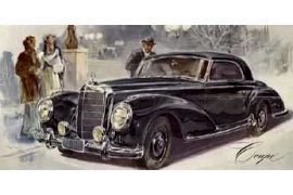1952 Mercedes-Benz 300 S Coupe