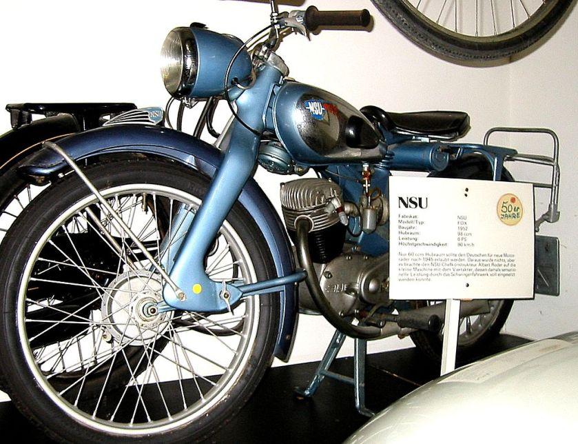 1952 NSU Fox
