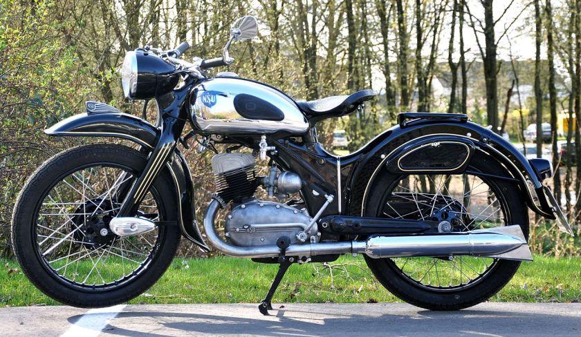 1952 NSU Lux