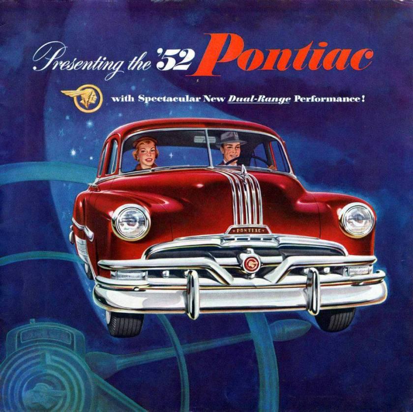 1952 Pontiac ad