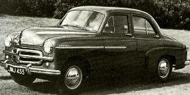 1952 Vauxhall Velox Model EIP Saloon