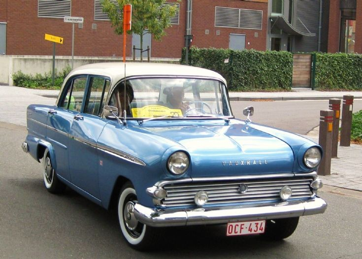 1952 Vauxhall