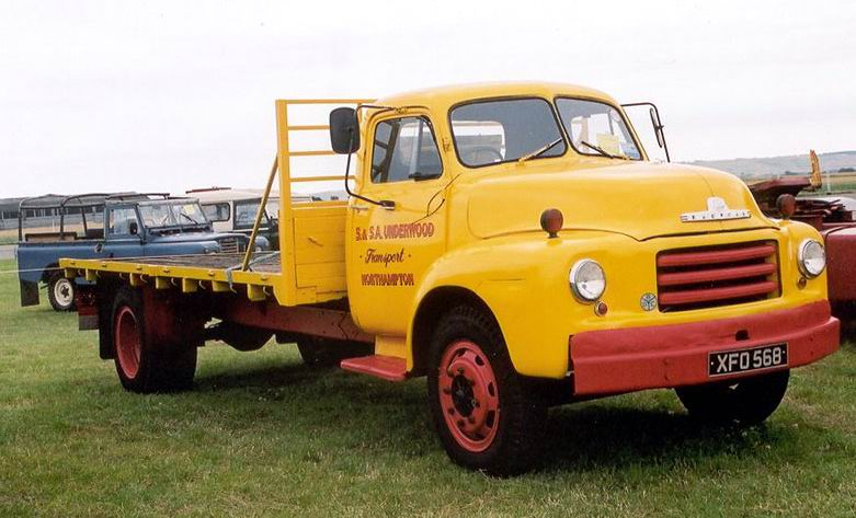 1953 Bedford A type