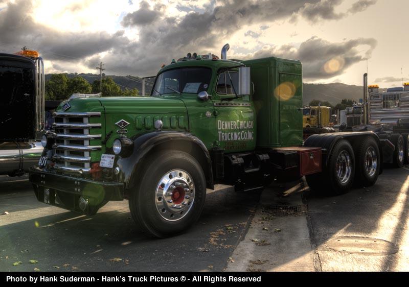 1953 Diamond T 921