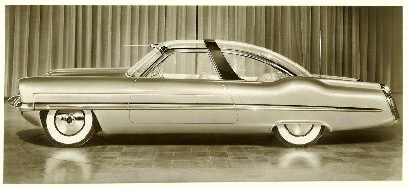 1953 LINCOLN XL-500 a