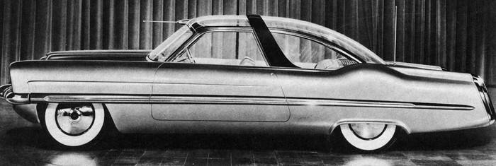 1953 Lincoln XT 500 SIA-Bubbletop Cars