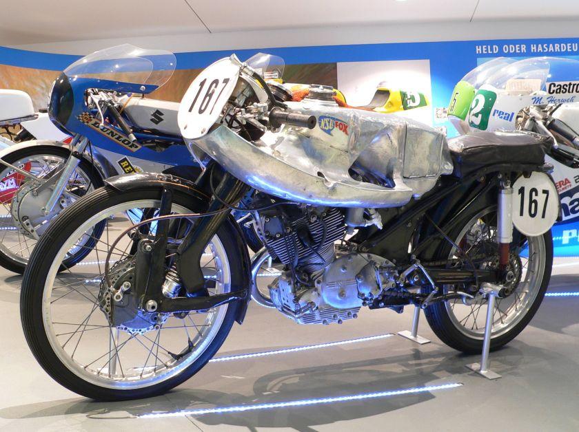 1953 NSU-Rennfox-R11