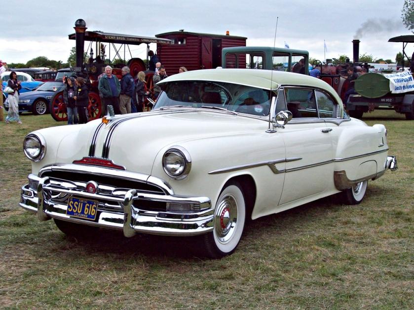 1953 Pontiac Catalina