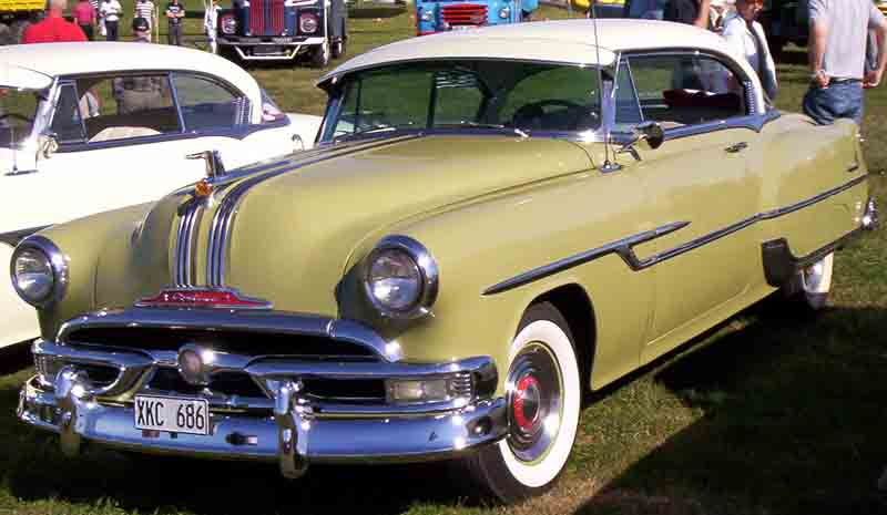 1953 Pontiac Chieftain Catalina