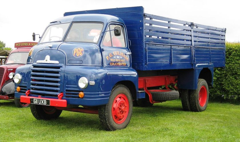 1954 Bedford S Type 3600cc Battlesbridge