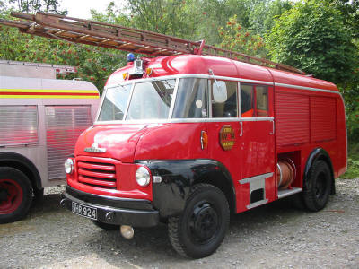 1954 Bedford S Type, Ware FB