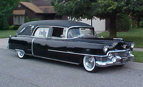 1954 Chevrolet Hearse d