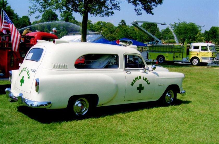 1954 Chevrolet White