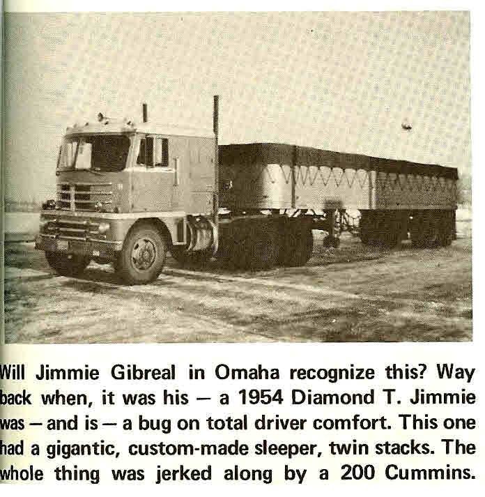 1954 Diamond T