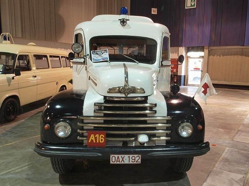 1954 Ford Koln