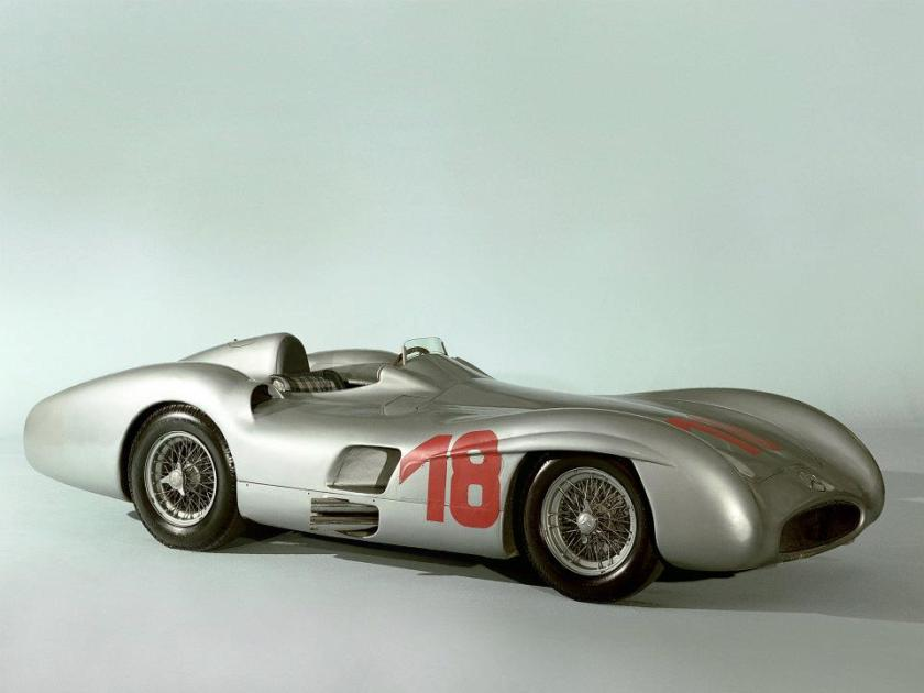 1954 Mercedes-Benz 300SLR Streamliner (W196R)