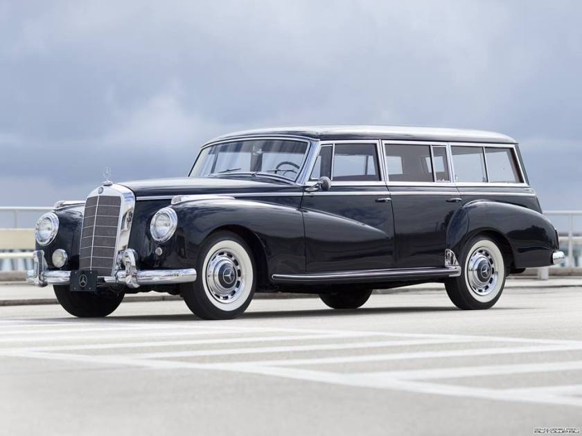 1954 Mercedes Benz Station Wagon