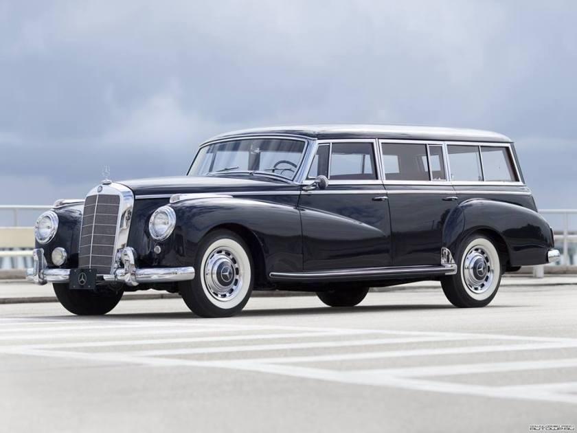 1954 Mercedes Benz Station Wagon
