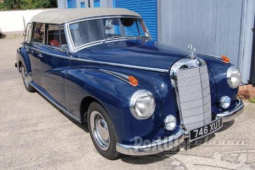 1954 Mercedes