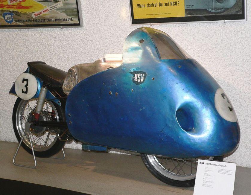 1954 NSU RennFox