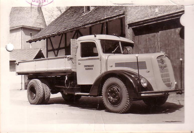 1954 OeAF 6 DN 130   1954