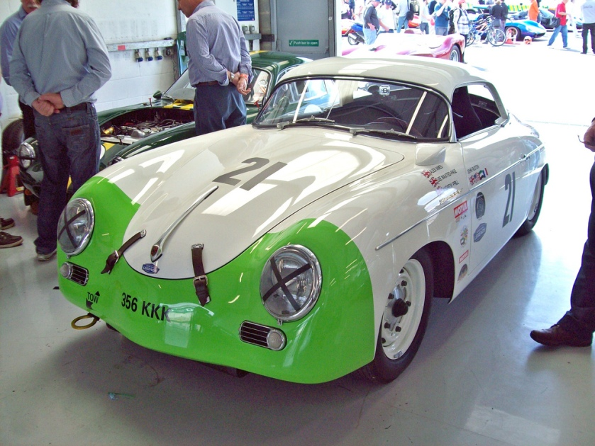 1954 Porsche Speedster Engine 1600cc