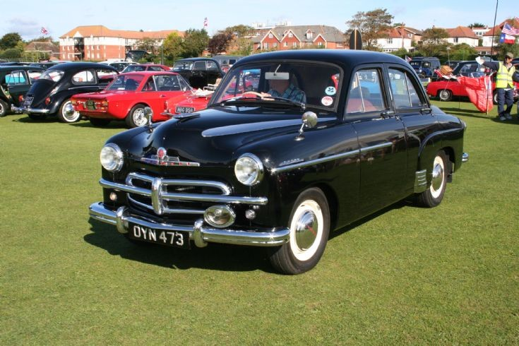 1954 Vauxhall Velox