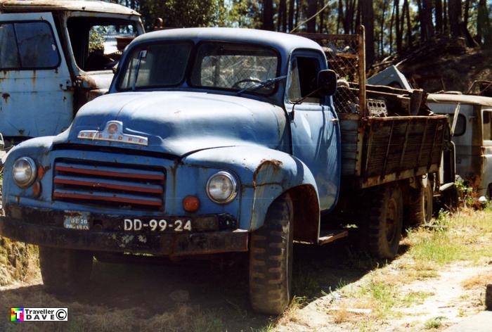 1955 Bedford A Series