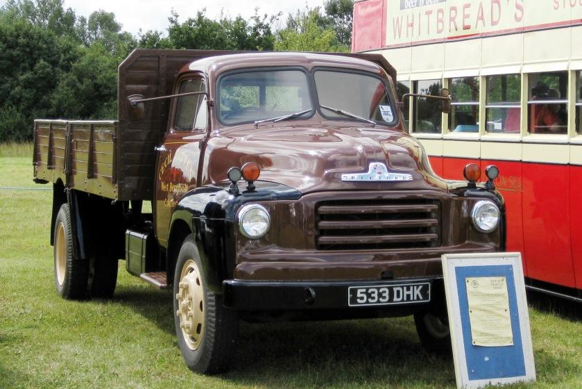 1955 Bedford A-type Tipper truck 4927cc