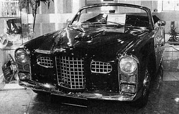 1955 facel vega fv 1 cabrio