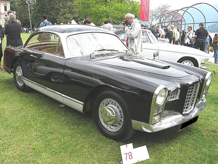 1955 Facel-Vega FV Front-view